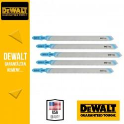 DEWALT DT2085-QZ Fémvágó Dekopírfűrészlap 132 mm - 5 db/csomag