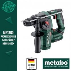 METABO BH 18 LTX BL 16 Akkus Kombikalapács alapgép (metaBOX 145 L kofferben)