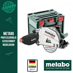 METABO KT 18 LTX 66 BL Akkus Merülőfűrész (metaBOX 340 kofferben)