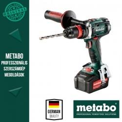 METABO BS 18 LTX QUICK Akkus Fúró-csavarozó (2 x 4.0 Ah akkuval és töltővel)