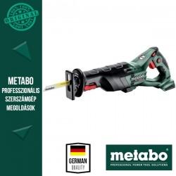 METABO SSE 18 LTX BL Akkus Kardfűrész