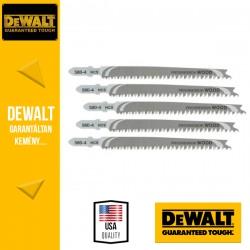 DEWALT DT2057-QZ Favágó Dekopírfűrészlap 116 mm - 5 db/csomag