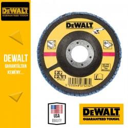 DEWALT DT3293-QZ Lamellás csiszolótárcsa 115 mm x 22,2 mm 60 g - lapos