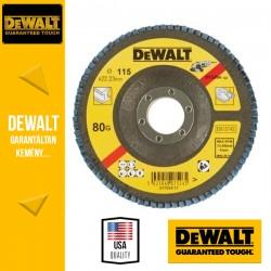 DEWALT DT3294-QZ Lamellás csiszolótárcsa 115 mm x 22,2 mm 80 g - lapos