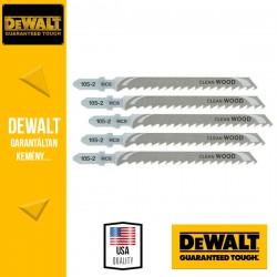 DEWALT DT2049-QZ Favágó Dekopírfűrészlap 100 mm - 5 db/csomag