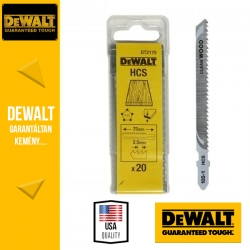 DEWALT DT2175-QZ Favágó Dekopírfűrészlap 100 mm - 20 db/csomag