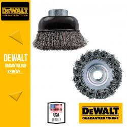 DEWALT DT3489-QZ Hullámos fazékkefe sarokcsiszolóhoz - 100 mm x 26 mm