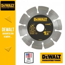 DEWALT DT3741-XJ Gyémánt vágótárcsa általános építőipari anyagokhoz - 125 mm x 22,2 mm