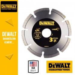 DEWALT DT3761-XJ Gyémánt vágótárcsa kemény anyagokhoz, gránithoz - 125 mm x 22,2 mm