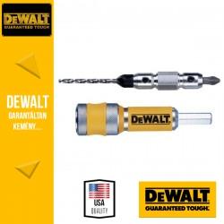 DEWALT DT7600-XJ Csatlakozó, süllyesztőfúró, előfúró és Pz2-es csavarozóbetét - 6-os