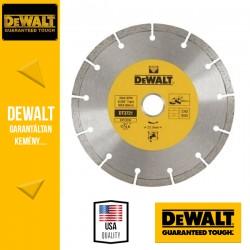 DEWALT DT3721-QZ Szegmentált színterezett gyémánt vágótárcsa - 180 mm x 22,2 mm
