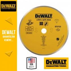 DEWALT DT3733-XJ Vizes-száraz Gyémánt vágótárcsa - 254 x 25,4 x 8 mm (D24000)