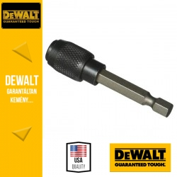 DEWALT DT7511-QZ Mágneses Gyorsrögzítős Bitbefogó - 60 mm