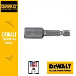 DEWALT DT7402-QZ Mágneses hatszögű dugókulcs - 8 mm 1/4 Hex