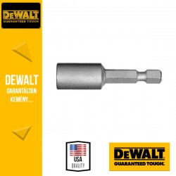 DEWALT DT7416-QZ Mágneses hatszögű dugókulcs - 6,35 mm 1/4 Hex