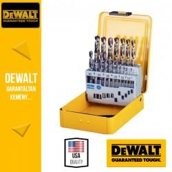 DEWALT DT5923-QZ HSS-G Fémfúró készlet - 19 db-os