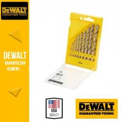 DEWALT DT5921-QZ HSS-G Fémfúró készlet - 10 db-os