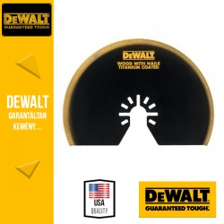 DEWALT DT20709-QZ Titanium Szegmens fürészlap - 100 mm