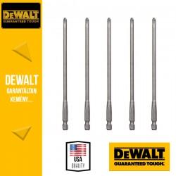 DEWALT DT7206-QZ Gipszkarton csavarozóhegy PR2 153 mm - 5 db