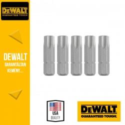 DEWALT DT7259-QZ Csavarozóbetét T40 TORX 25 mm - 5 db/csomag
