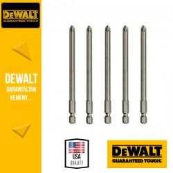 DEWALT DT7203-QZ Pozidrív csavarozóbetét PZ2 110 mm - 5 db/csomag