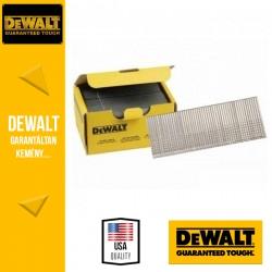 DEWALT DNBT1825SZ Rozsdamentes acél szegek 25mm x 1.25mm 18 g - 5000 db