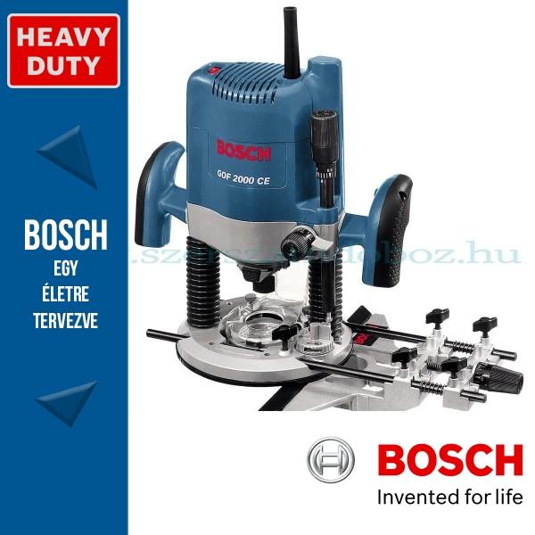 Bosch GOF 2000 CE Professional Felsőmaró