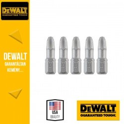DEWALT DT7233-QZ Phillips torziós csavarozóbetét PH3 25 mm - 5 db/csomag