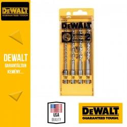DEWALT DT9702-QZ SDS-Plus EXTREME2 Fúrószár készlet - 4 db-os
