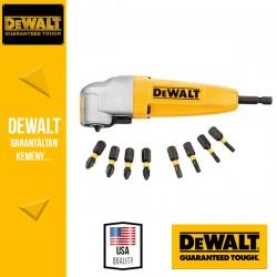 DEWALT DT71517T-QZ EXTREME IMPACT 90°-os Sarokfúró készlet 25 mm-es torziós bitekkel
