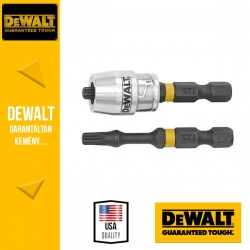 DEWALT DT70538T-QZ EXTREME IMPACT Csavarbit csomag T25 50 mm - 3 db-os