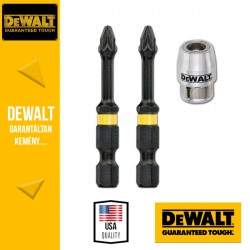 DEWALT DT70535T-QZ EXTREME IMPACT Csavarbit csomag Pz2 50 mm - 3 db-os
