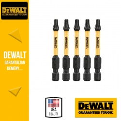 DEWALT DT7395T-QZ EXTREME IMPACT Torziós csavarbitek T20 50 mm - 5 db