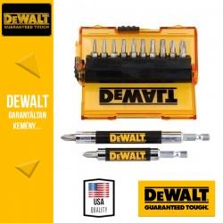 DEWALT DT71570-QZ Csavarbit készlet kompakt kazettában - 14 db-os