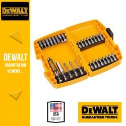 DEWALT DT7922B-QZ Csavarbit készlet - 29 db-os