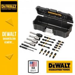 DEWALT DT7965T-QZ MagBox csavarozó készlet - 20 db-os