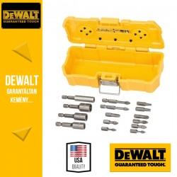 DEWALT DT7918-QZ MagBox csavarozó készlet - 15 db-os