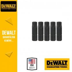 DEWALT DT7373-QZ EXTREME IMPACT NEM torziós csavarbit T40 25 mm - 5 db