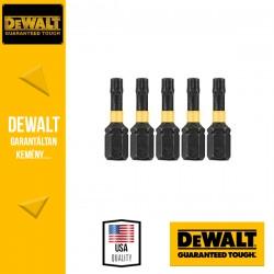 DEWALT DT7381T-QZ EXTREME IMPACT Torziós csavarbitek T20 25 mm - 5 db