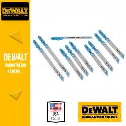 DEWALT DT2292-QZ Fémvágó Dekopírfűrészlap készlet - 10 db-os