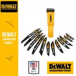 DEWALT DT2441L-QZ EXTREME HSS Bimetál Kardfűrészlap készlet - 12 db-os