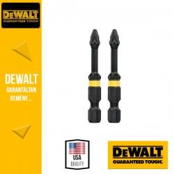 DEWALT DT70531T-QZ EXTREME IMPACT Torziós csavarbitek Pz2 50 mm - 2 db