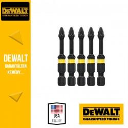 DEWALT DT7390T-QZ EXTREME IMPACT Torziós csavarbitek Pz1 50 mm - 5 db