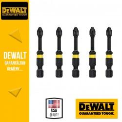 DEWALT DT7999T-QZ EXTREME IMPACT Torziós csavarbitek Ph3 50 mm - 5 db