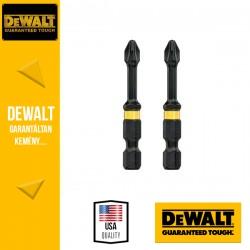 DEWALT DT70532T-QZ EXTREME IMPACT Torziós csavarbitek Ph2 50 mm - 2 db