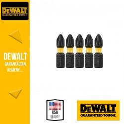DEWALT DT7994T-QZ EXTREME IMPACT Torziós csavarbitek Ph2 25 mm - 5 db