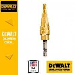 DEWALT DT5027-QZ EXTREME IMPACT HSS-G Lépcsős fémfúrószár - 6-18 mm