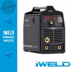 IWELD POCKETMIG 205 DIGITAL SYNERGIC Hegesztő inverter