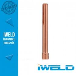 IWELD Wolfram szorító patron 2,4 x 50 mm SR17/26-hoz
