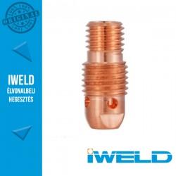 IWELD Wolfram szorító ház SR9/20 13N28 - 2,4 x 20,6 mm